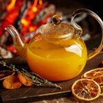 Чай облепиховый